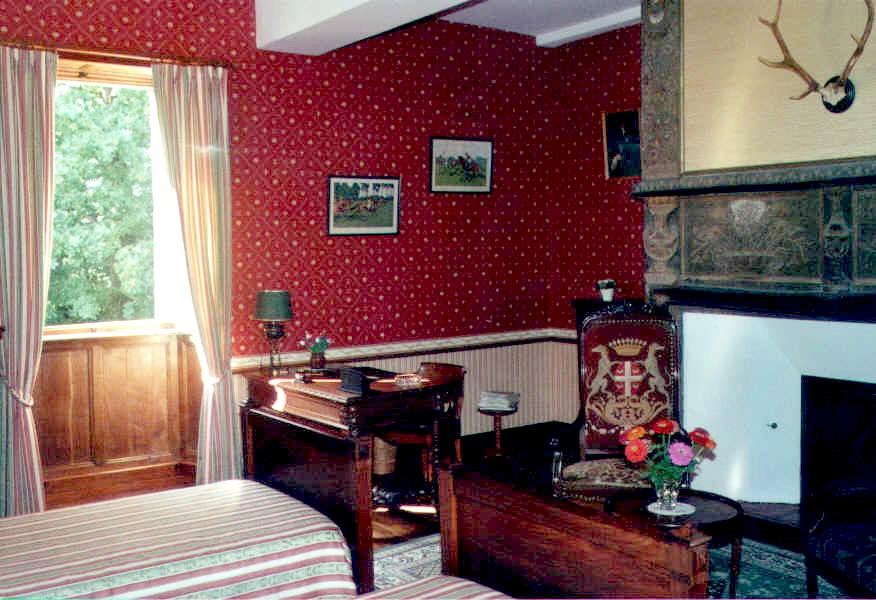 chambre d 39 h tes manoir de la pichardais c tes d 39 armor. Black Bedroom Furniture Sets. Home Design Ideas